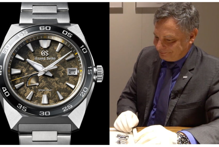 Baselworld 2019: Interview with Head of Seiko Germany Frank Deckert