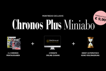 Chronos Plus: Das exklusive Mini-Abo für MONTREDO-Leser