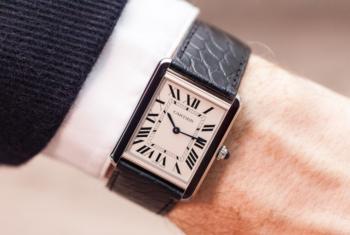 Iconic Watches: Der Unisex-Klassiker Cartier Tank