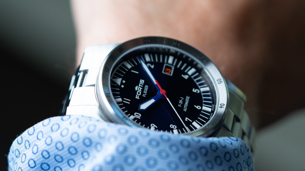 Flieger F-39-J Automatic Limited Edition