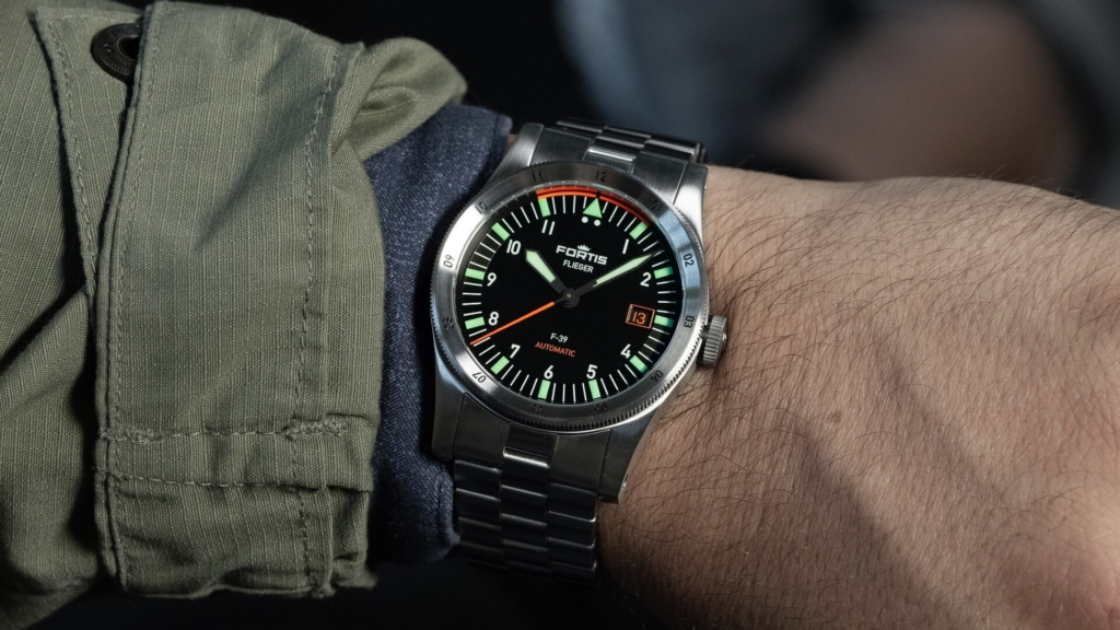 Fortis Flieger F-39 Automatic