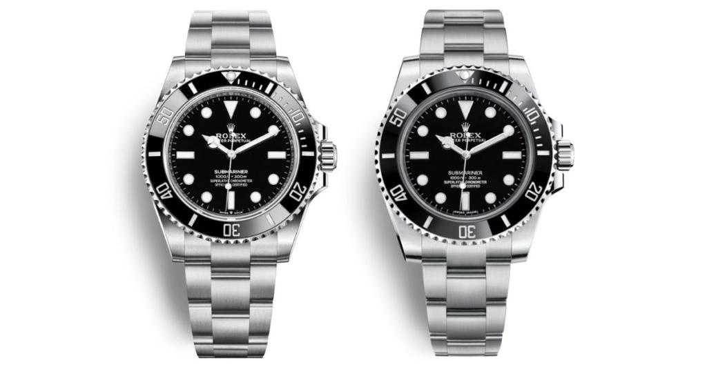 Rolex 114060 124060