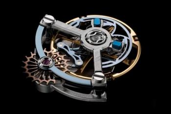 Erschwingliche Uhren mit Silizium-Komponenten