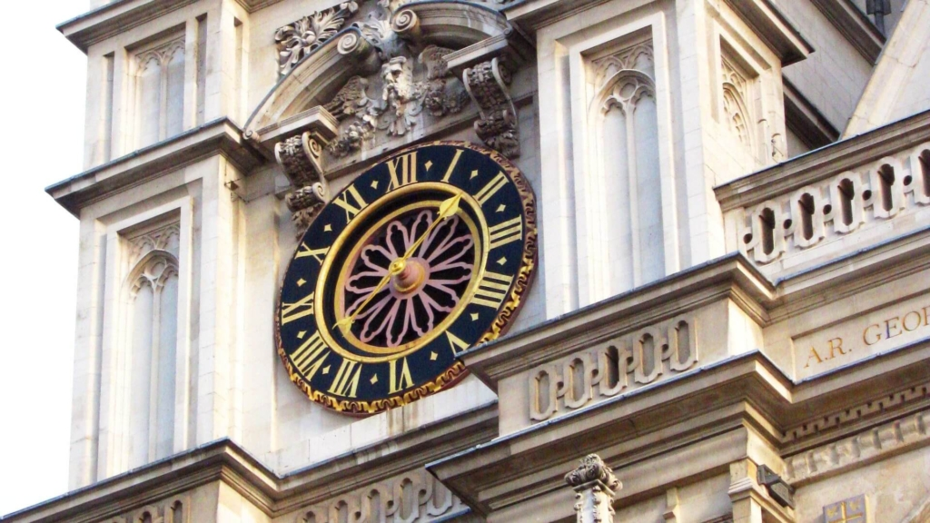 Westminster Abbey Clock