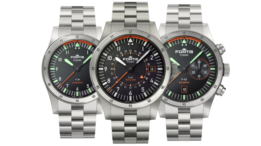 Fortis Flieger Collection