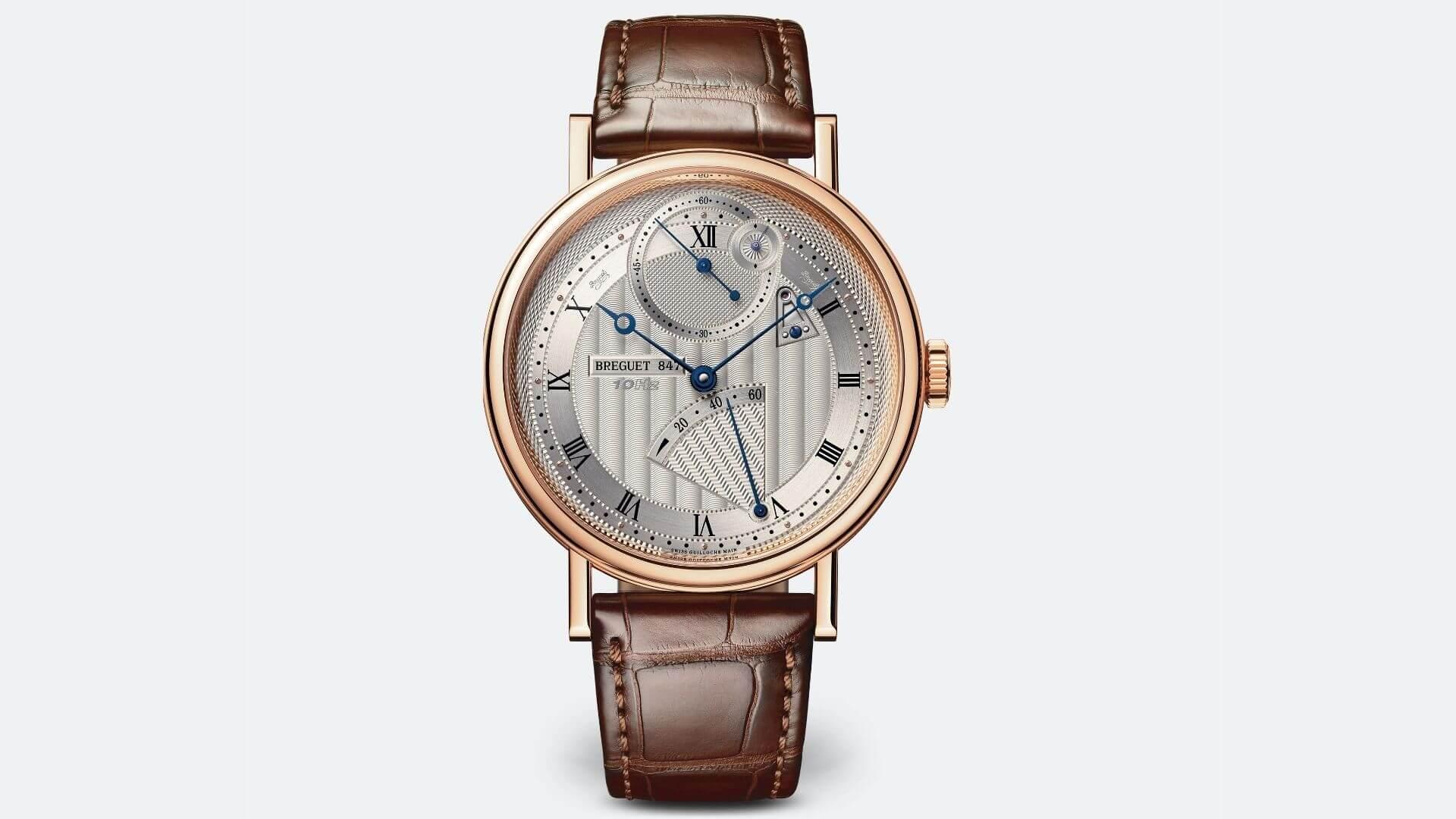 10 Hz: Breguet Classique Chronométrie 7727