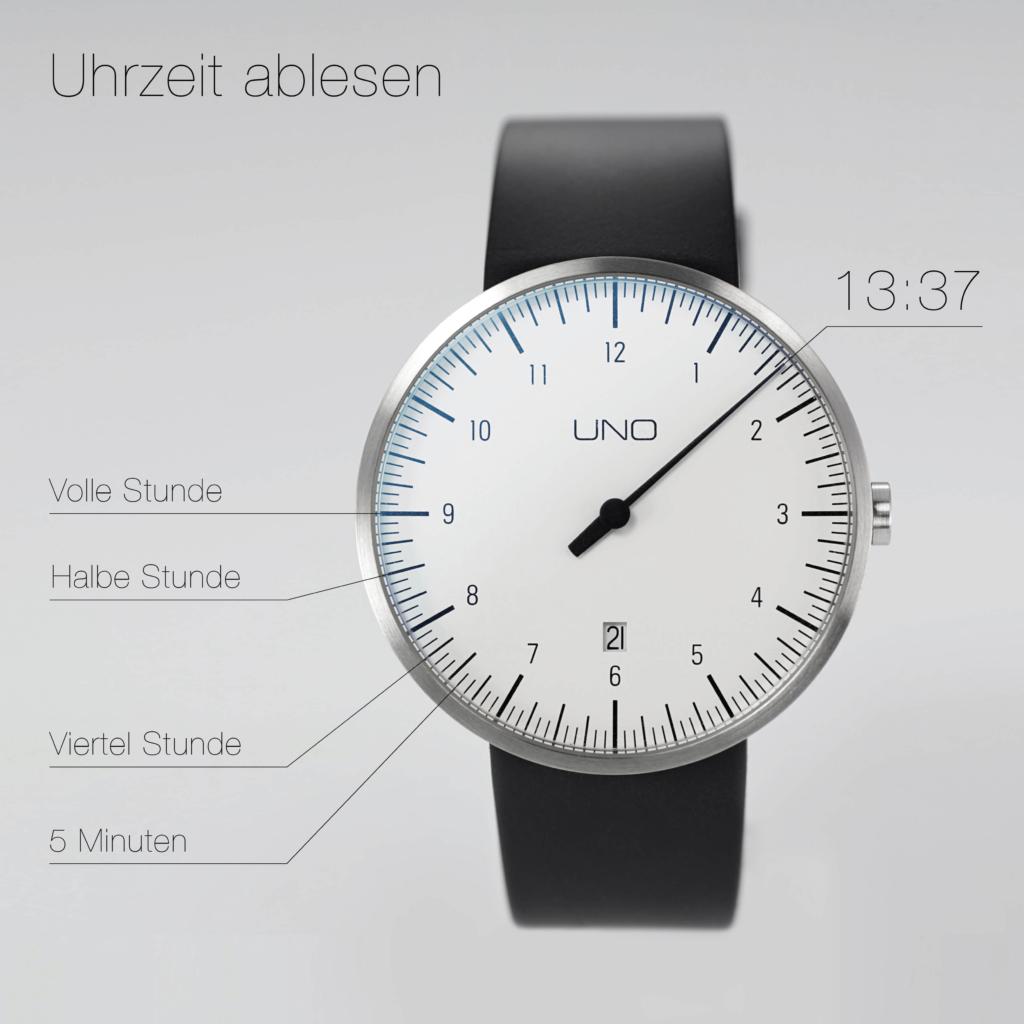 Botta Design Uhren