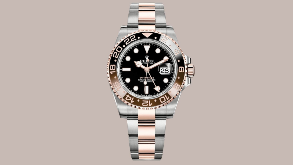 Rolex Everose Gold
