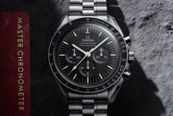 Die neue Omega Speedmaster Professional Moonwatch Master Chronometer: Von 1861 zu 3861