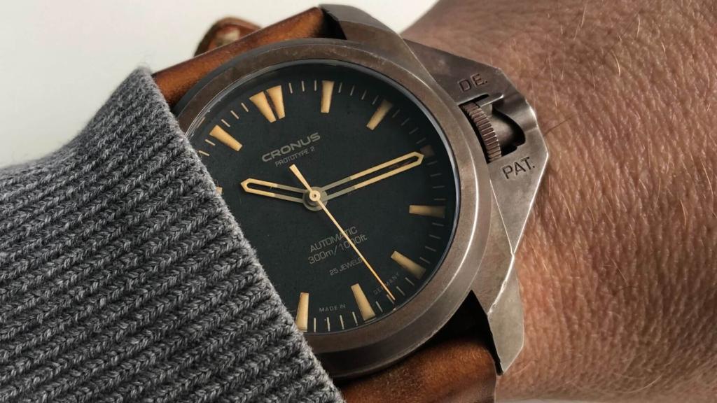 Cronus Uhren