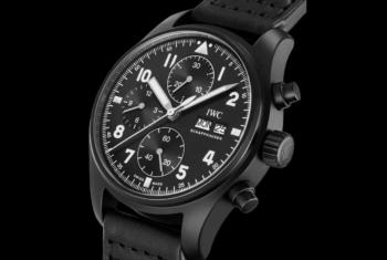 """Wenn ein Staubfänger zum Publikumsliebling wird: IWC Pilot's Watch Chronograph Edition """"Tribute to 3705″"""