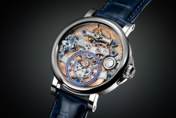 Marco Lang Zweigesicht-1: Neue Highend-Uhr mit Doppelleben