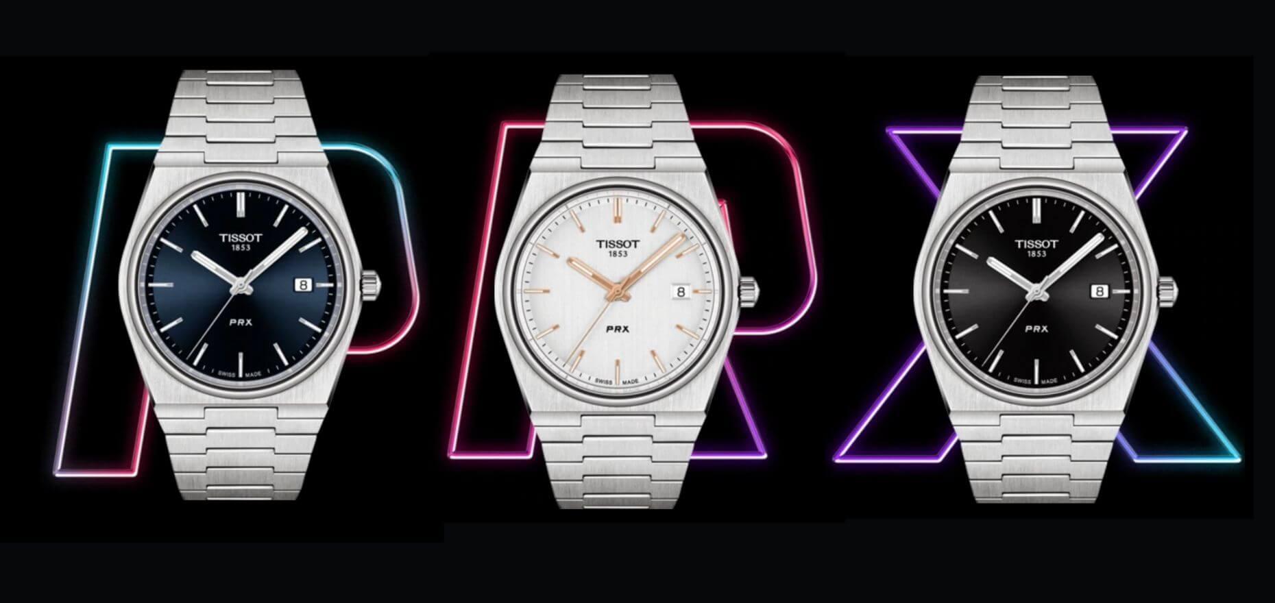 Saturday Night Fever mit der neuen Tissot PRX