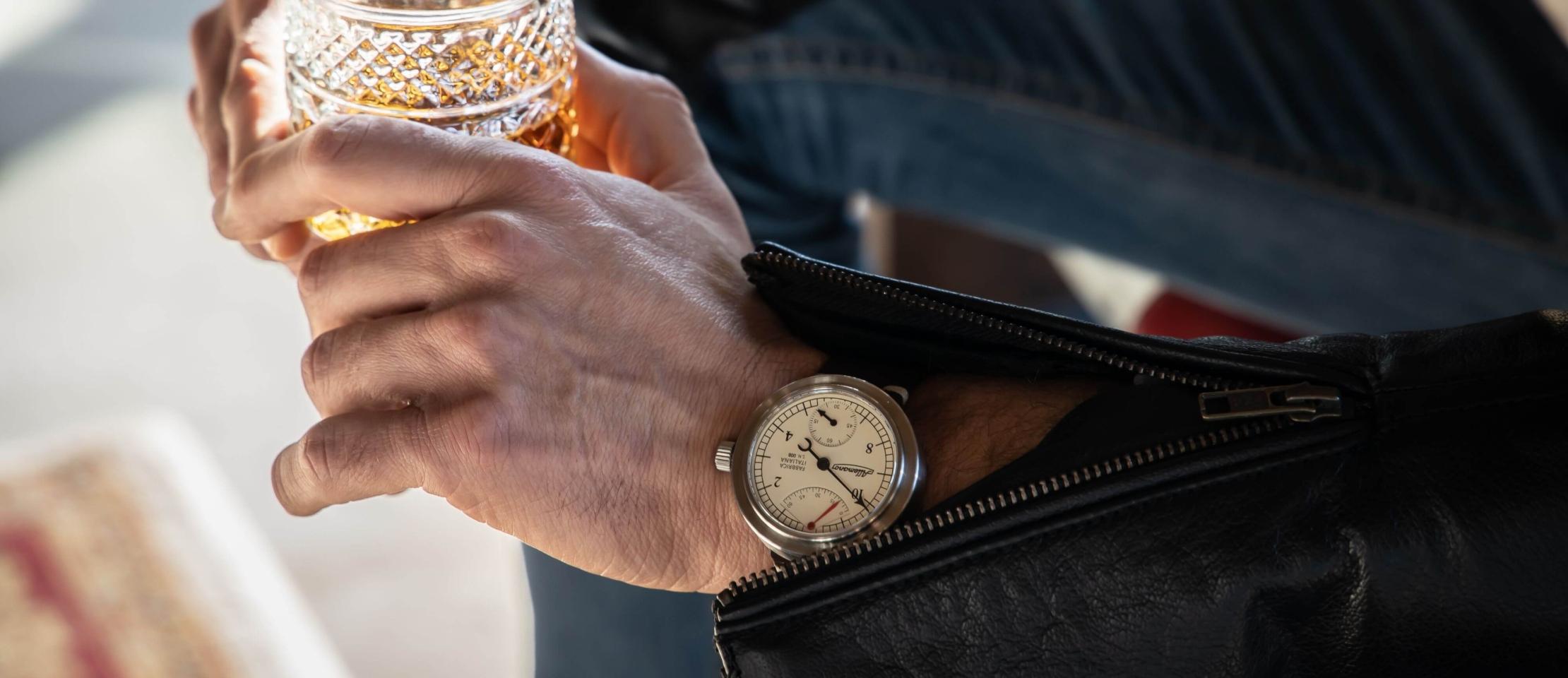 Wie die Turiner Uhrenmarke Allemano alte Automobil-Designs wieder zum Leben erweckt