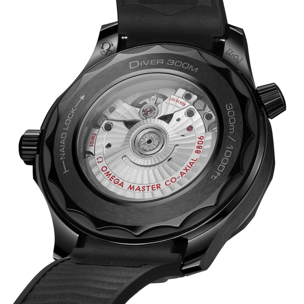 Omega Seamaster Diver 300m Black Black 2