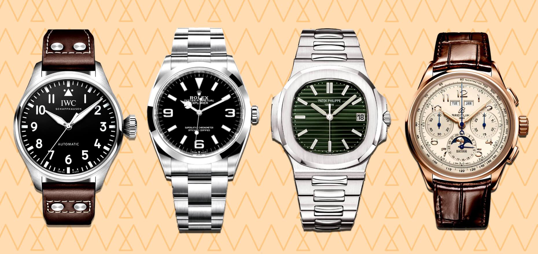 Unsere Top 10: Die Highlights der Watches & Wonders-Uhrenmesse 2021