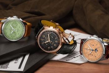 Neue Chronographen braucht das Land – Breitlings Premier Heritage Kollektion schafft Abhilfe