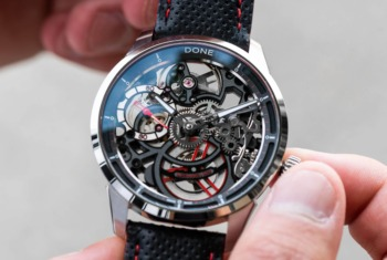 DONE Watches Mechanica Skeleton – Die perfekte Uhr für Mechanik-Enthusiasten