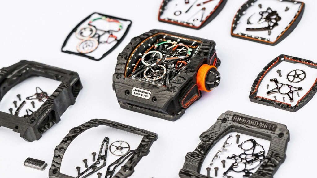 Richard Mille McLaren RM 50-03