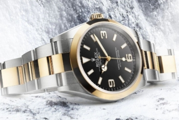 2021 bringt die Rückkehr zu alter Größe: Die neue Rolex Explorer 36mm (Ref. 124270 & Ref. 124273)