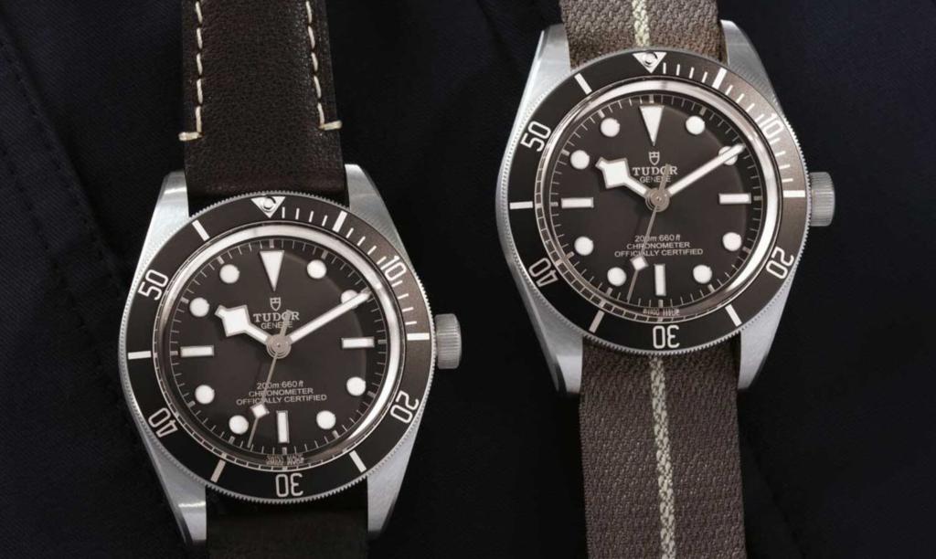 Tudor BLACK BAY FIFTY-EIGHT 925 M79010SG-0001 Silver
