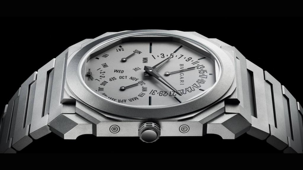 Watches & Wonders 2021 Bulgari Octo Finissimo Perpetual Calendar
