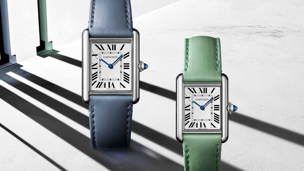 Watches & Wonders 2021 Cartier Tank Must