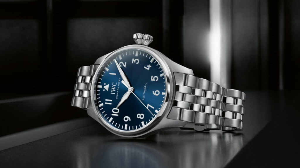 Watches & Wonders 2021 IWC Big Pilot's Watch 43