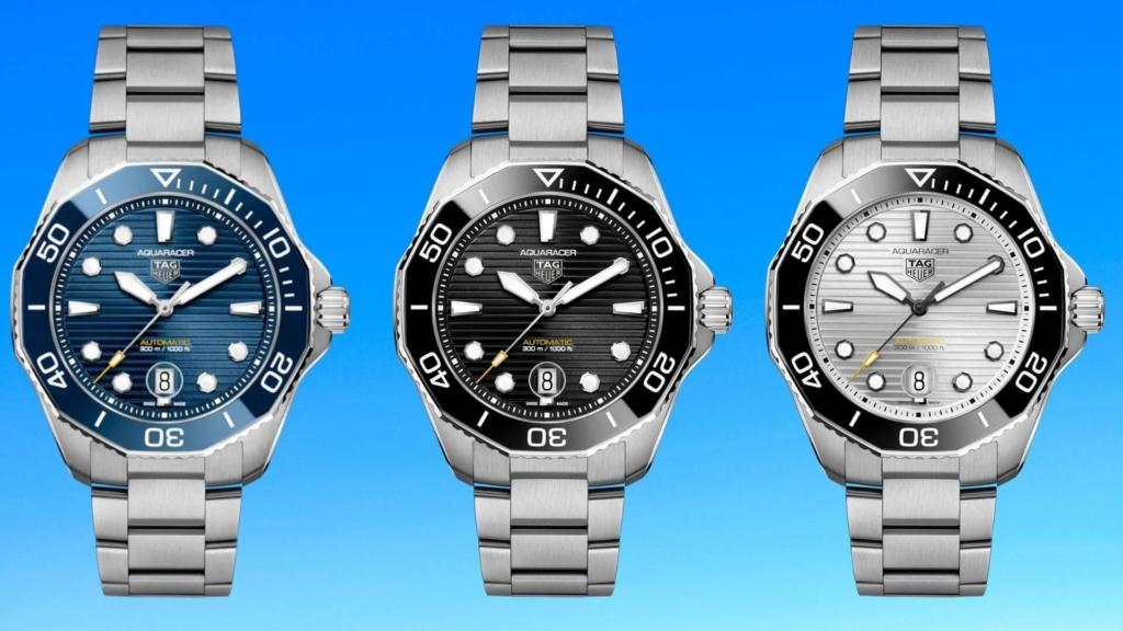 Watches & Wonders 2021 TAG Heuer Aquaracer Professional 300