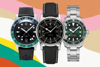 5 aktuelle Taucheruhren für schmale Handgelenke und unter 2.000€