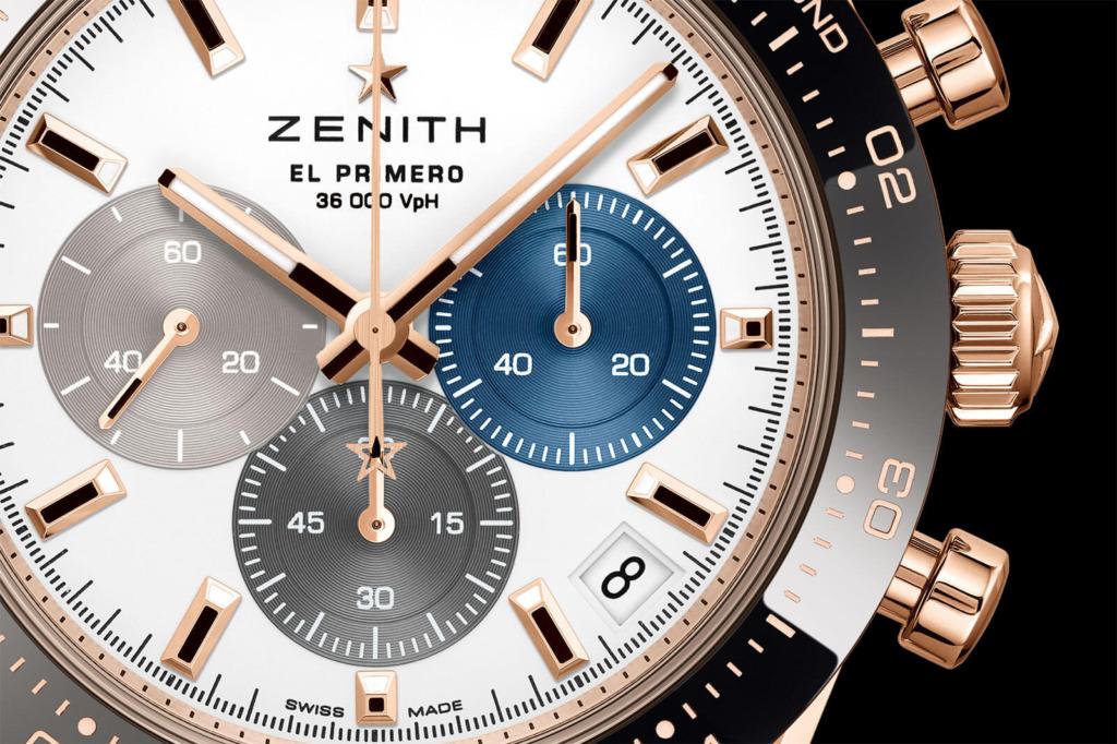 Zenith Chronomaster Sport Rose Gold