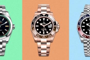 Die farbige Welt der Rolex-Buchstabencodes: BLRO, BLNR, CHNR uvm.