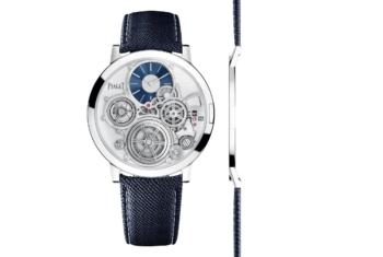 Die flachsten Uhren der Welt – Viel Mechanik auf kleinstem Raum