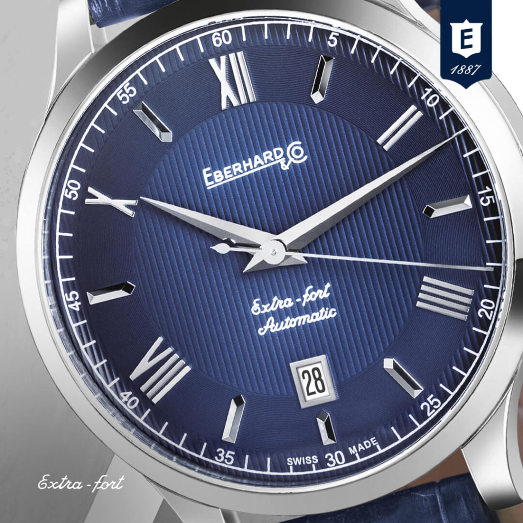 Eberhard & Co. Extra-fort Navy blue 1