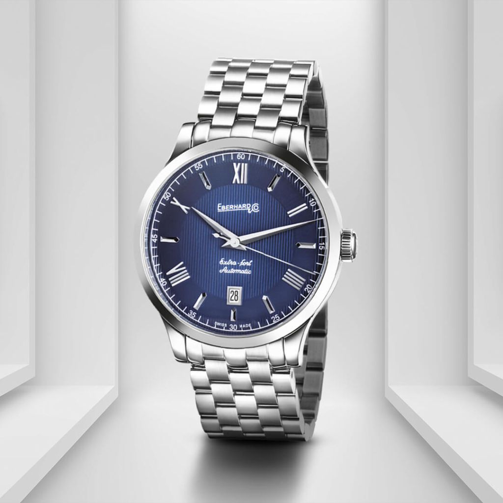 Eberhard & Co. Extra-fort Navy blue 2