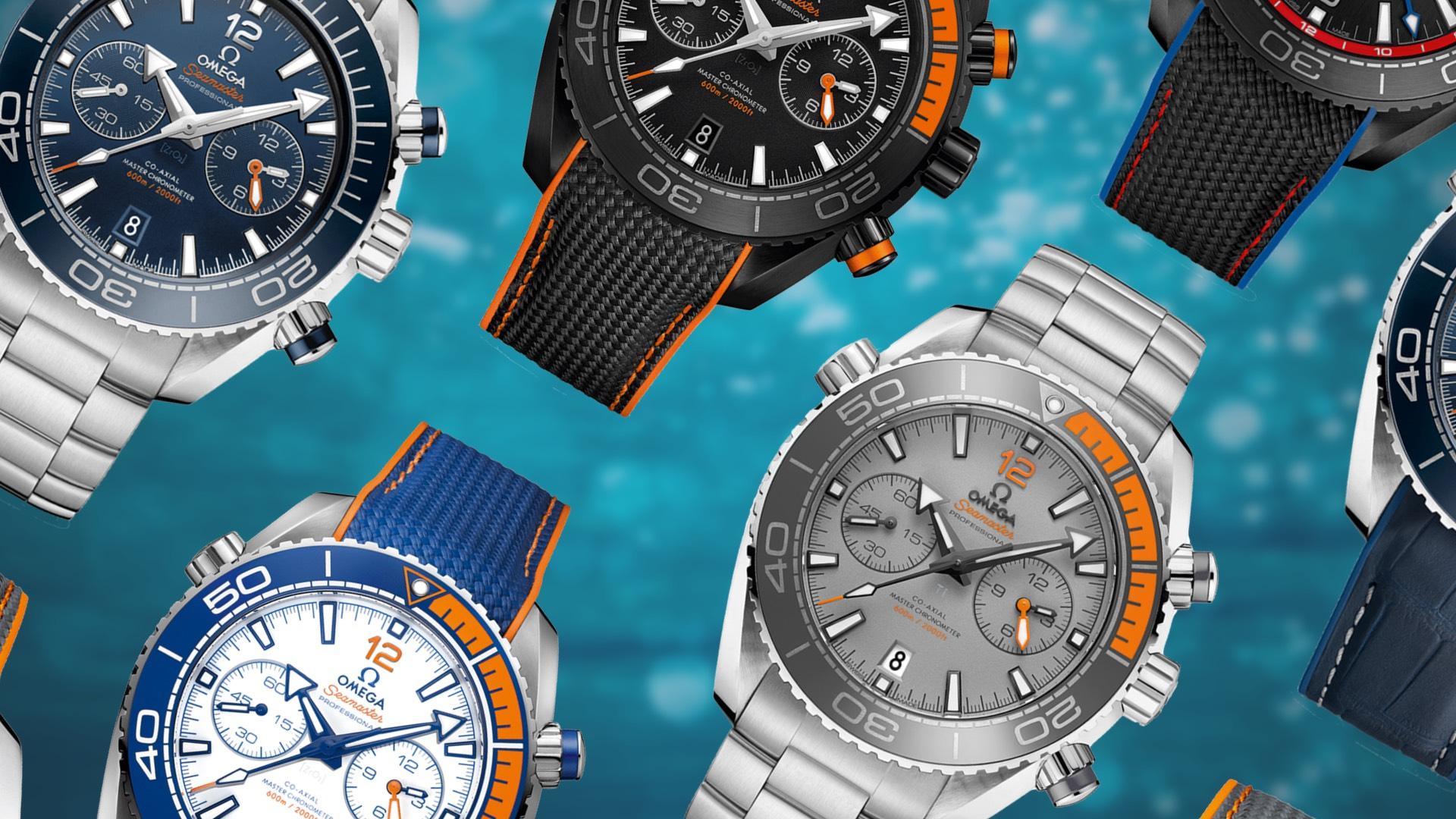 Un plongeur sportif et confident de James Bond : Omega Seamaster Planet Ocean 600m
