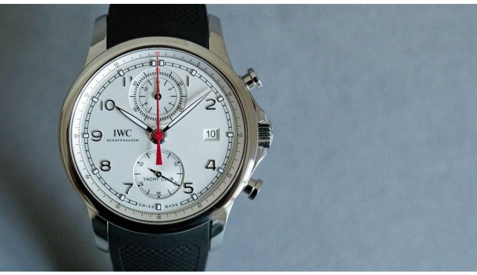 IWC Portugieser Yacht Club Chronograph (Video)