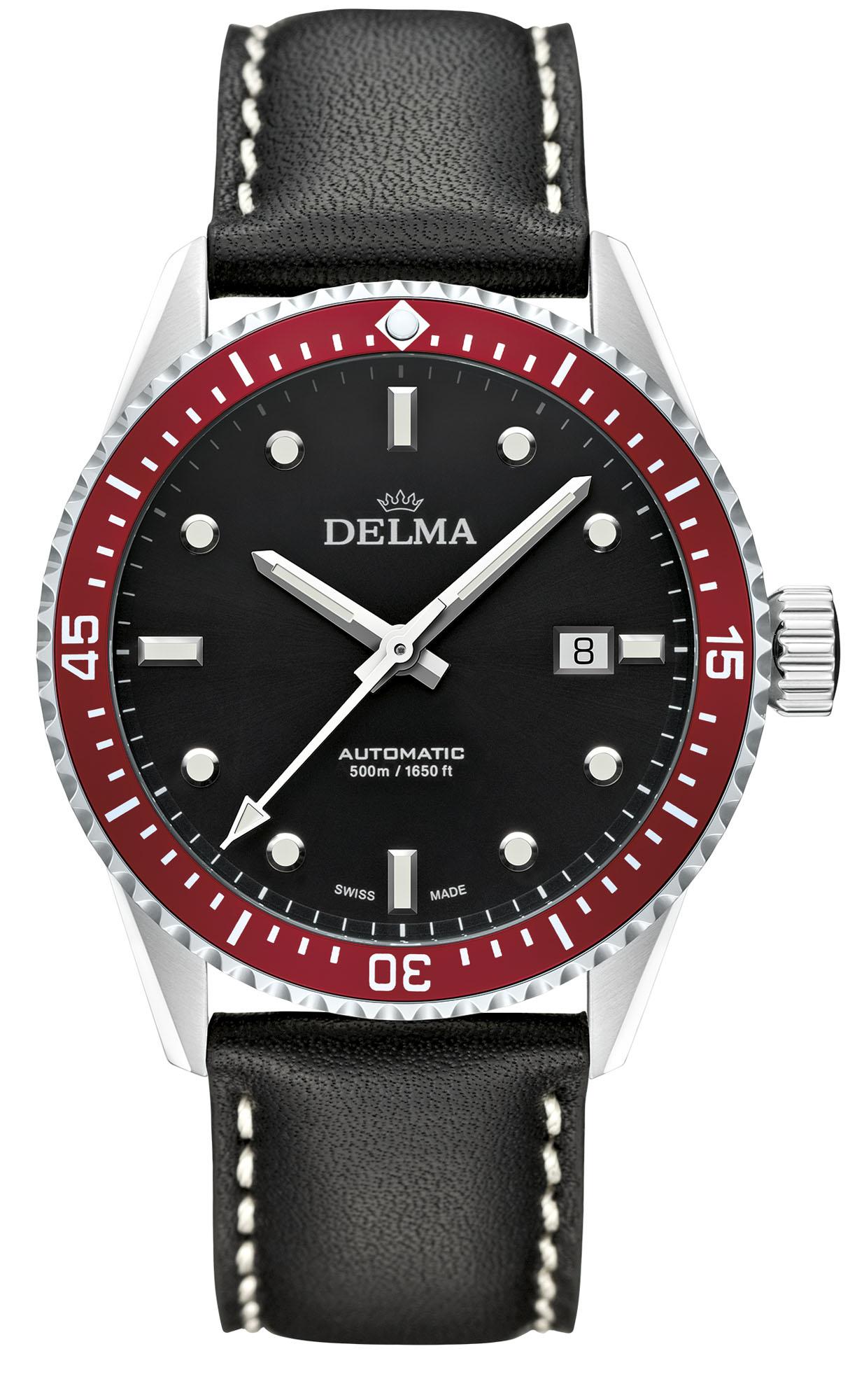 Delma Cayman Automatic