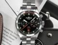 Chronographe Fortis Flieger F-43 Bicompax – Si familier et pourtant radicalement nouveau