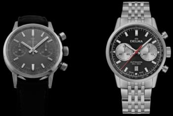 Retour dans les années 60 : Delma Continental Automatic (Revue pratique)