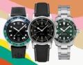5 superbes montres de plongée pour les petits poignets à moins de  2 000€