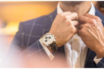 Welk horloge draag je op een date?