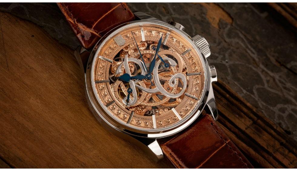 Exclusief bij Montredo: Horloges met initialen van Alexander Shorokhoff (Video)