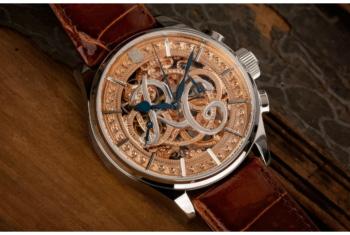 Exklusivt hos Montredo: Initialmärkta armbandsur från Alexander Shorokhoff (Video)