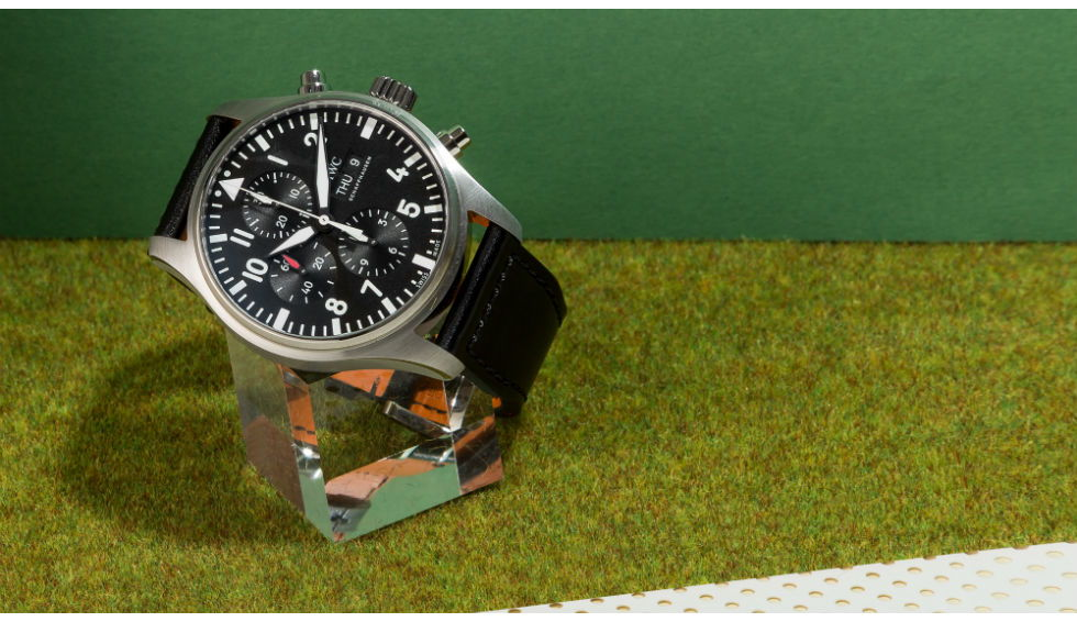 IWC Pilot's Watch Chronograph (Video)