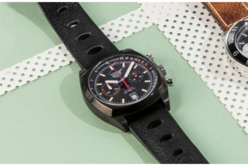 TAG Heuer Heritage Monza Chronograph (Video)