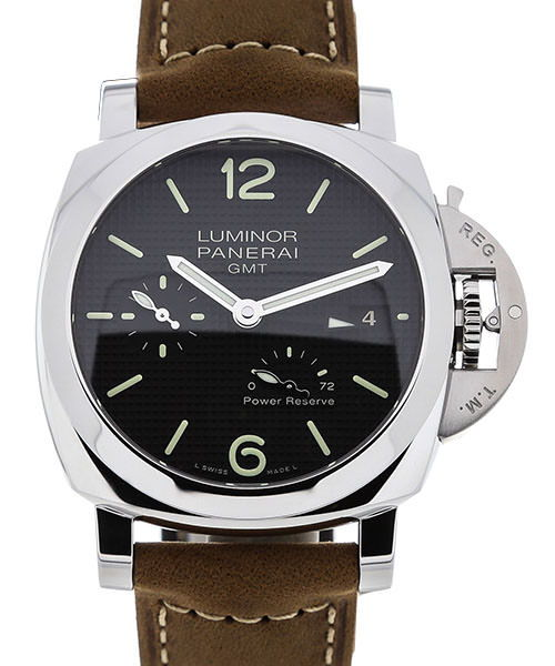 Luminor 1950 3 Days GMT Power Reserve Automatic Acciaio 42 mm