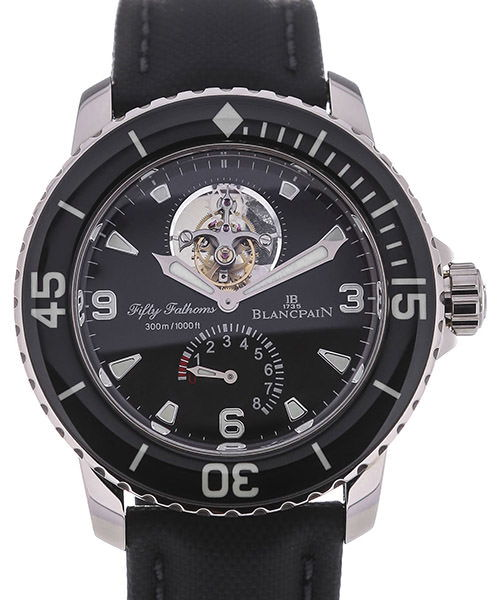 Fifty Fathoms Tourbillon 8 Jours