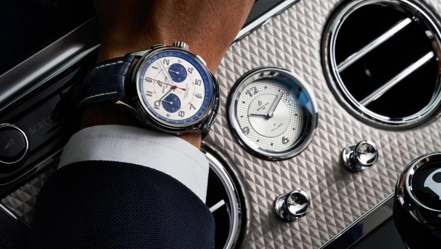 Bentley Mulliner dials