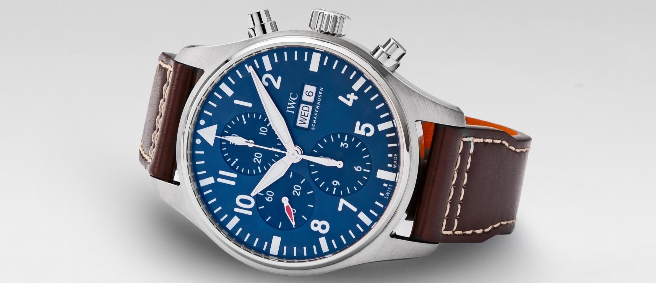 More current than ever: The iconic chronograph caliber ETA Valjoux 7750